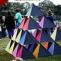 Kite Show by Karl Rose