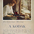 Kodak Advertisement, 1914 by Granger
