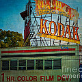 Kodak's Moment by Doug Sturgess