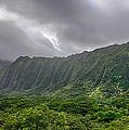 Koolau Waterfalls by Dan McManus