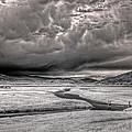 Kootenai Wildlife Refuge In Infrared 2 by Lee Santa