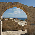 Kourion by Olaf Christian