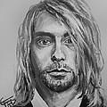 Kurt Cobain by Tom Carlton
