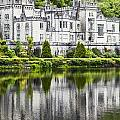 Kylemore Abbeycounty Galway Ireland by Peter Zoeller