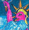 Lady Liberty by Don Koester