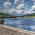 Ladybower Dam by Mickey At Rawshutterbug