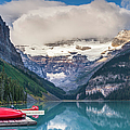 Lake Louise, Banff National Park by Witold Skrypczak