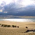 Lake Michigan by Bill Richards