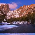 Lake Of Dreams  by Darren  White