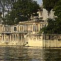 Lake Pichola by Virginie Vanos