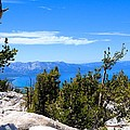 Lake Tahoe by Roy Braley