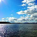 Lake Winnipesaukee by Mim White