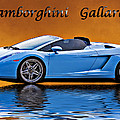 Lamborghini Gallardo by Steve Harrington