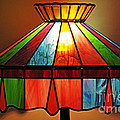 Lamp by Ben Yassa