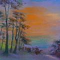 Lands End by Pusita Gibbs
