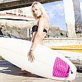 Landscape Surfing Portrait by Jorgo Photography - Wall Art Gallery