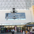 Las Vegas - Fremont Street Experience - 12123 by DC Photographer