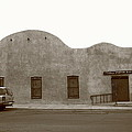 Las Vegas New Mexico Church by Frank Romeo