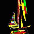 Launch Pad by Ola Allen