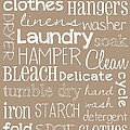 Laundry Room by Jaime Friedman