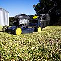 Lawn Mower by Jorgo Photography - Wall Art Gallery