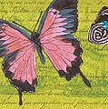 Le Papillon 2 by Debbie DeWitt