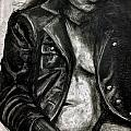 Leather Jacket by Gabrielle Wilson-Sealy