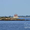 Ledge Lighthouse  by Neal Eslinger