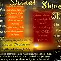 Let Your Light Shine by Jewell McChesney