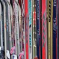 Lets Ski by Jeffrey Akerson