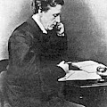 Lewis Carroll Alias Charles Lutwidge by Mary Evans Picture Library