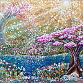 Light Of Spring by Ashleigh Dyan Bayer