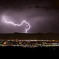 Lightning 9 by Jeff Stoddart