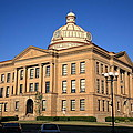 Lincoln Illinois - Courthouse by Frank Romeo