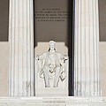 Lincoln Memorial by B Christopher