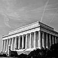 Lincoln Memorial by Eric Tressler