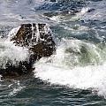 Linda Mar Beach Surf by Dean Ferreira