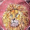 Lion by Jill Tsikerdanos