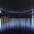 Lions Gate Bridge by Colin McMillan