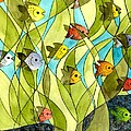Little Fish Big Pond by Catherine G McElroy