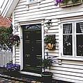 Little House In Norway by Bill Howard