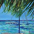 Lokal Flava Caye Caulker Belize by Lee Vanderwalker