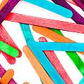 Lollipop Sticks by Tom Gowanlock