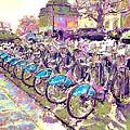 London Bikes by Yury Malkov