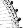 London Eye by Chevy Fleet