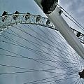 London Eye by Christopher Hoffman