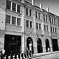 London Fire Brigade Headquarters Union Street Southwark England Uk by Joe Fox