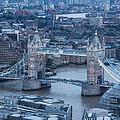 London Skyline by Keith Thorburn LRPS AFIAP CPAGB