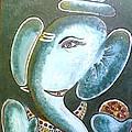Lord Ganesh by Ranjith M