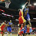 Los Angeles Clippers V Houston Rockets by Scott Halleran